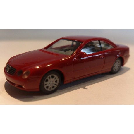 * Herpa Cars 022880  Mercedes-Benz CL coupé