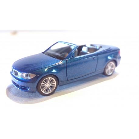 * Herpa Cars 033978  BMW 1™ convertible, metallic