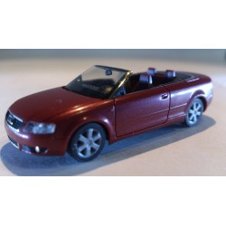 * Herpa Cars 033060  Audi A4 convertible, metallic