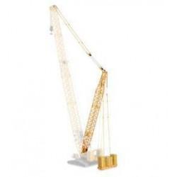 * Herpa Construction 076722  Kit Derrick for crawler crane LR 1600/2, yellow