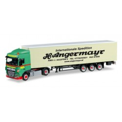 "* Herpa Trucks 306096  DAF XF SC Euro 6 curtain canvas semitrailer ""Angermayr"" (A)"