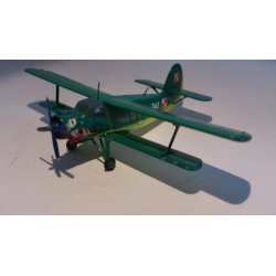 """* Herpa Wings 553964  Polish Air Force """"Der Wiener"""" 13. ELTr Antonov / OZL AN-2"""