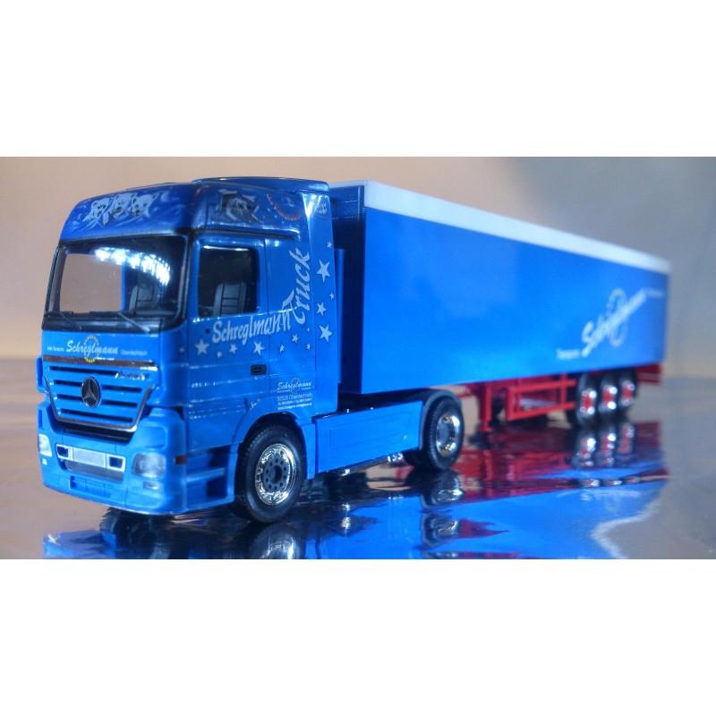 * Herpa Trucks 154741 Mercedes-Benz Actros LH Walking