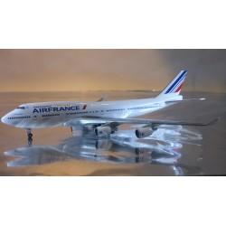 """* Herpa Wings 523271-001  Air France Boeing 747-400 """"Last Air France  747""""7"""""""