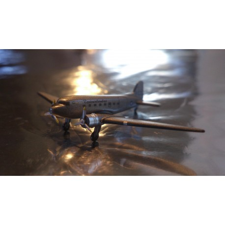 "* Herpa Wings 503563  Air Service Berlin Douglas DC-3 ""Rosinenbomber"""