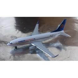 * Herpa Wings 515542  Hamburg International Boeing 737-300SP