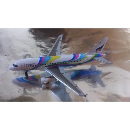 "* Herpa Wings 507592  Bangkok Air Airbus A319 ""Hiroshima"""