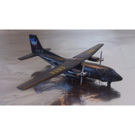 * Herpa Wings 519236  Luftwaffe Transall C-160 LTG63 - 50th Anniversary