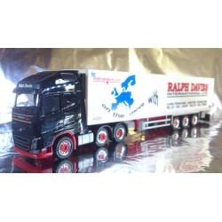 "Herpa Trucks 305778  Volvo FH GL XL refrigerated box semitrailer ""Ralph Davies"" (GB)"