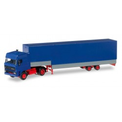 * Herpa Minikit Trucks 012867 DAF 3300 with Jumbo canvas trailer