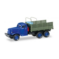 "* Herpa Military 745581  ZIS 151 truck with loading ""Ministry for geology of UDSSR (1954-1965)"""