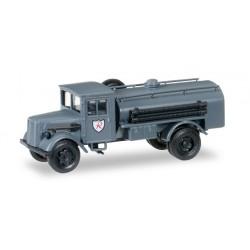 "* Herpa Military 745598  Opel 3000 tank truck of JG 2 ""Richthofen"""
