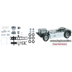* Herpa Spare Parts 084178  Volvo FH chassis for tractor with chassis Content: 2 pcs