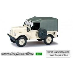 * Herpa Cars 027595  GAZ 69, sand beige