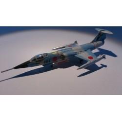 * Herpa Wings 552189  JASDF-202nd Hikotai, 5th Kokudan, Nyutabaru Air Base Lockheed F-104J Starfighter