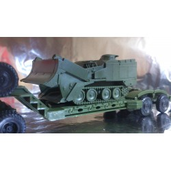 * Herpa Military 744829  M901 armored recovery vehicle with bulldozer blade (U.S.)