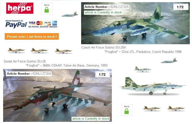 Herpa Miniaturmodelle GmbH Wings Scale 1:72 Collection